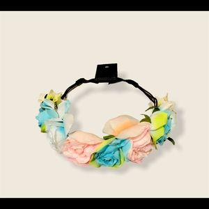 NWT Forever 21 Floral Headband